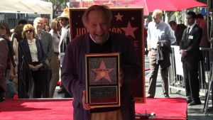 Cinema, una stella sulla Walk of fame per George Segal