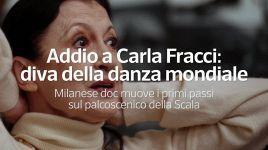 Ultimi video di Carla Fracci