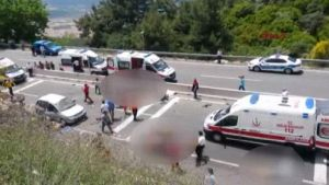 In Turchia almeno 20 morti in un incidente stradale