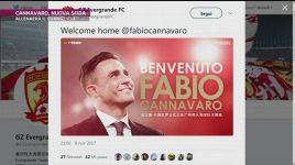 Ultimi video di Fabio Cannavaro