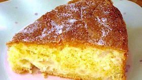 La torta di mele senza burro: via il grasso resta solo il sapore