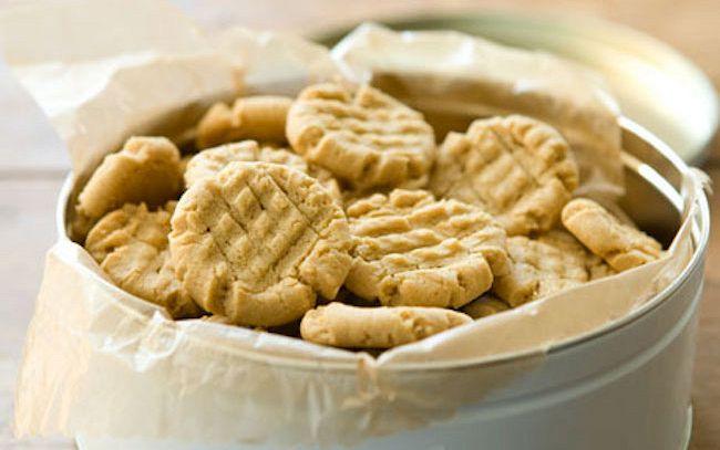 Biscotti friabili Bimby
