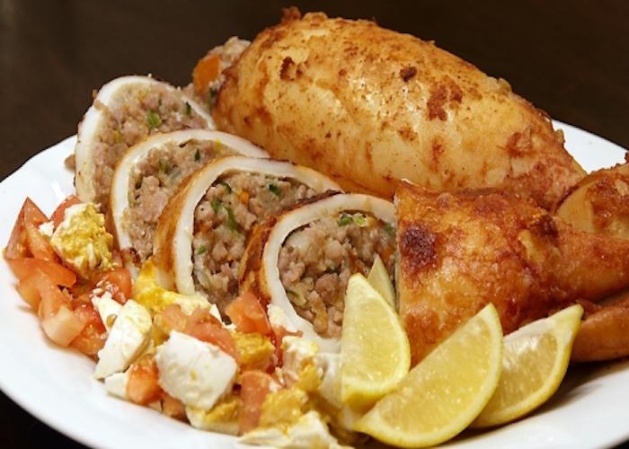"""Képtalálat a következőre: """"calamari ripieni al forno"""""""
