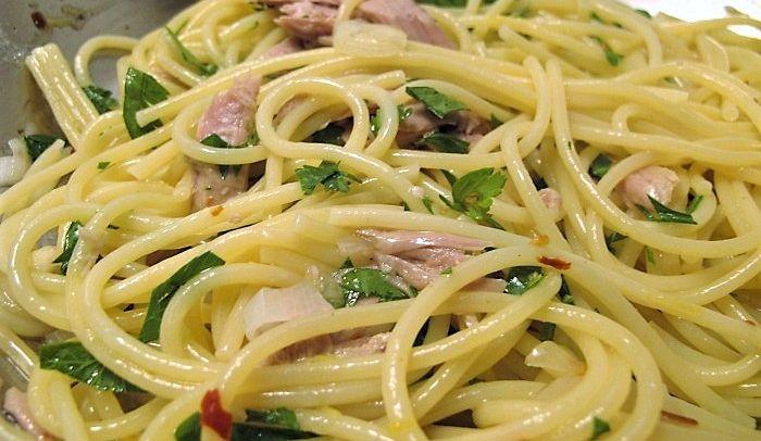 Spaghetti sirena la ricetta di buonissimo for Spaghetti ricette