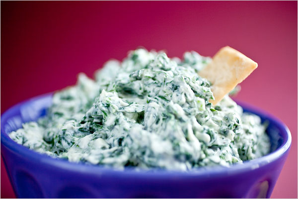 Spinaci e yogurt alla greca