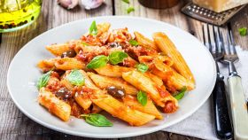 Penne alla Calabrese