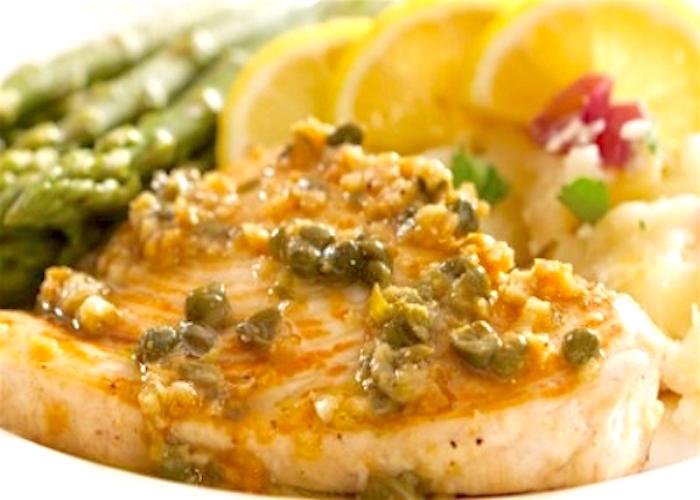 pesce spada alla calabrese - la ricetta di buonissimo