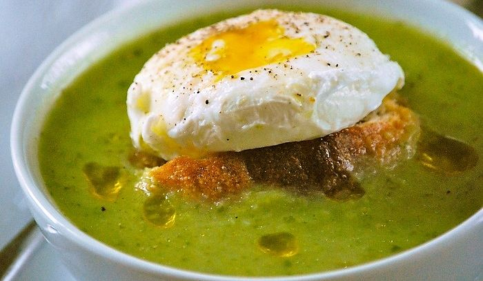 Zuppa di carciofi alla moda di Sezze
