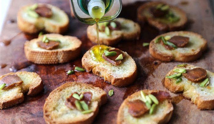 bottarga di tonno con pistacchi la ricetta di buonissimo