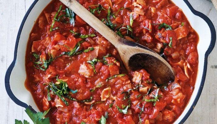 Salsa di pomodoro alla napoletana
