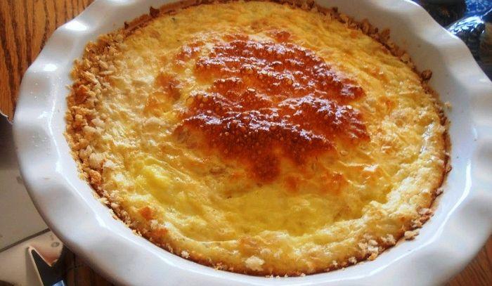 Budino di formaggio