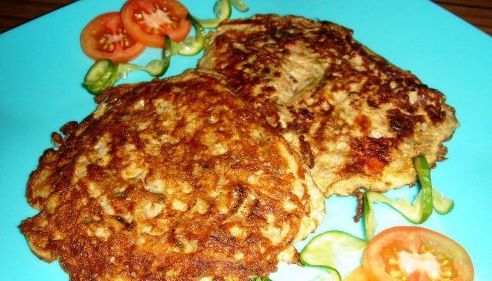 Omelette al granchio