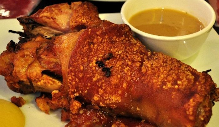 Stinco di maiale arrosto la ricetta di buonissimo for Arrosto maiale