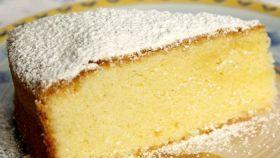 La ricetta della torta sabbiosa: leggerissima e molto semplice