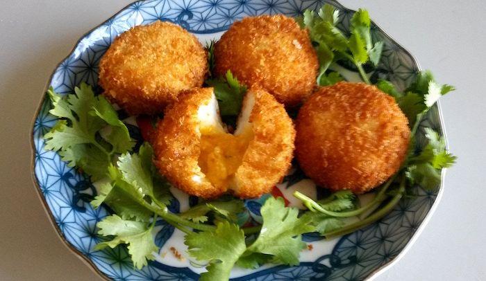 Polpettine di pesce e riso la ricetta di buonissimo for Pesce chicco di riso