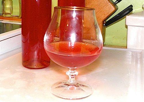 Liquore alle fragole di bosco