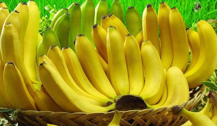 Banana, proprietà e ricette
