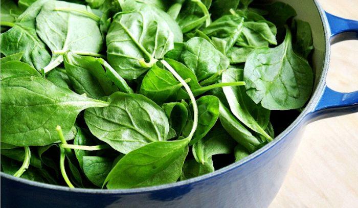 Spinaci, caratteristiche e ricette