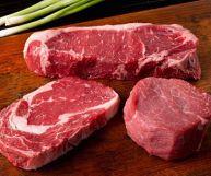 La carne bovina