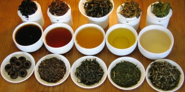 Le qualità di tè