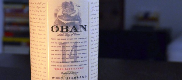 Recensioni whisky: Oban 14 years old