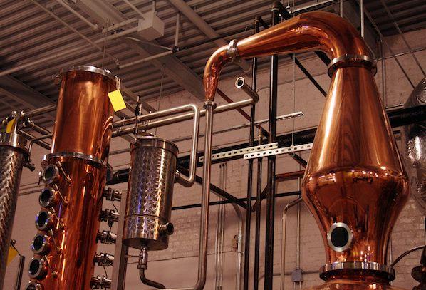 Whisky: metodi di produzione