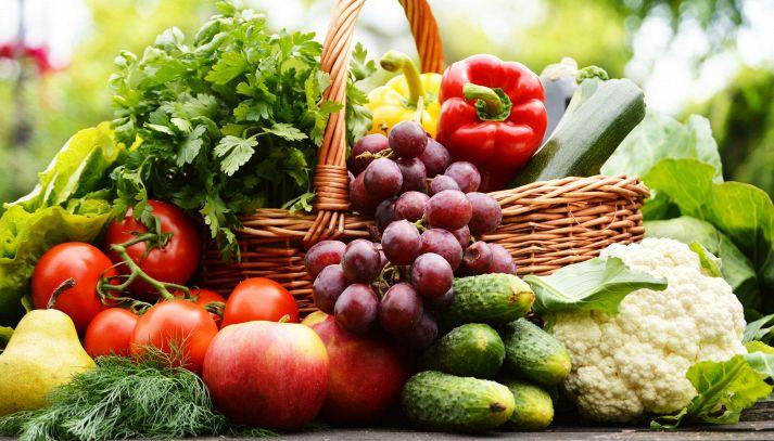 Frutta e verdura di stagione: Agosto