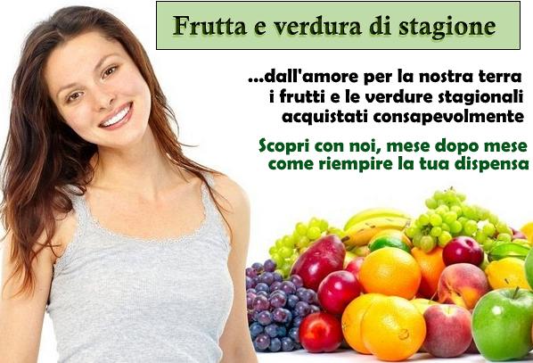 Frutta e verdura di stagione: Marzo