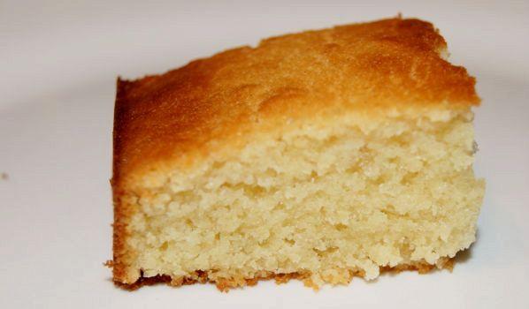 Pan di Spagna, dolce dei miei sogni