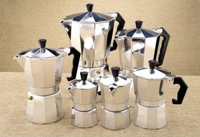 La caffettiera