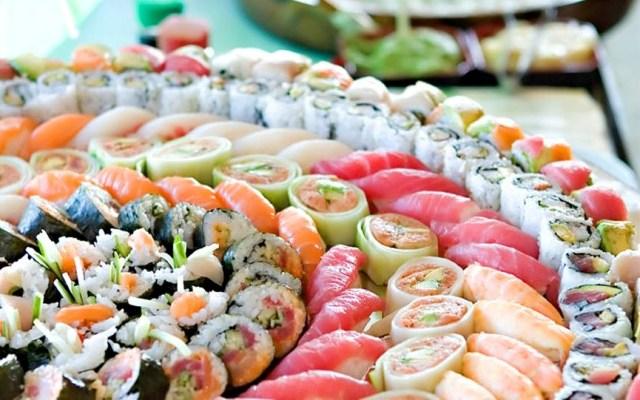 Il sushi non è giapponese