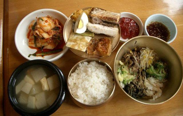 Cucina coreana alla conquista del mondo la ricetta di for Cucina coreana