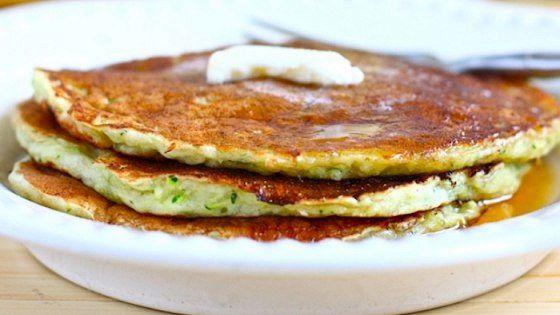 Pancakes dolci di zucchine: un sapore sorprendente