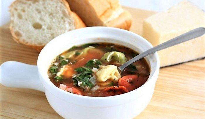 Zuppa di tortellini