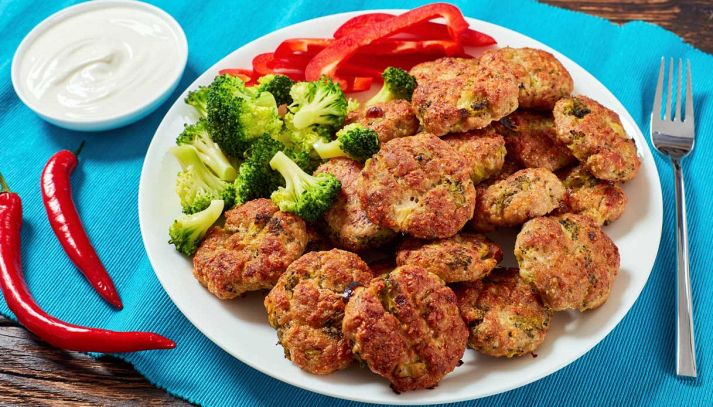 Polpette di broccoli