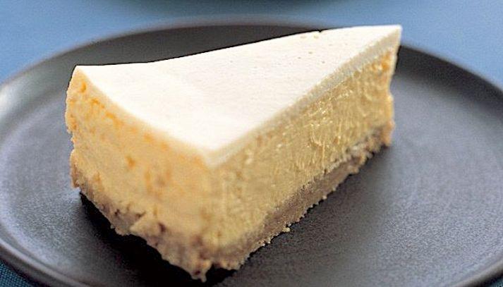 Cheesecake tonno e stracchino
