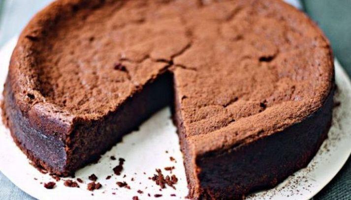 Cake alle castagne