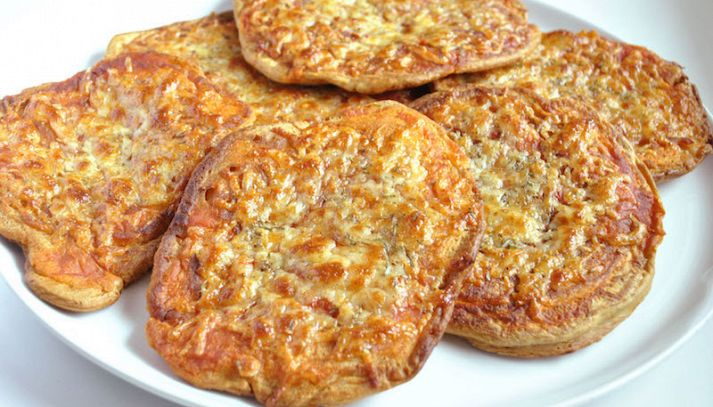 Pizzette alle patate