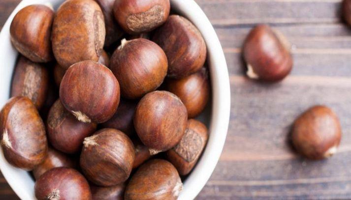 Valori nutrizionali delle castagne