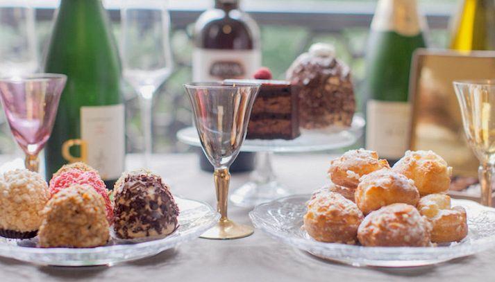 Abbinamento vino al dessert