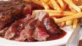 Stufato al vino rosso la ricetta di buonissimo for Cucinare entrecote