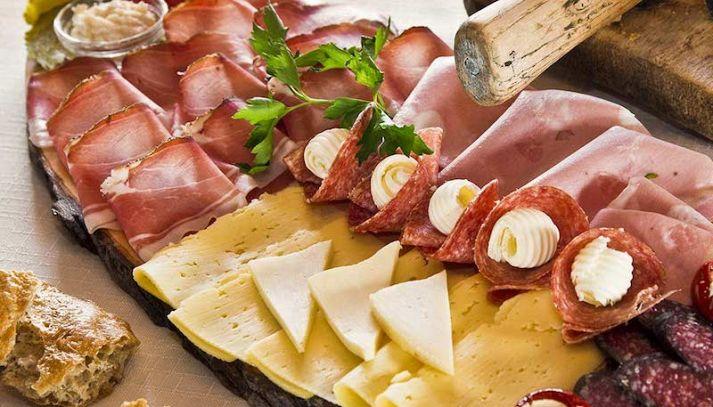 Le specialità tipiche della Sardegna