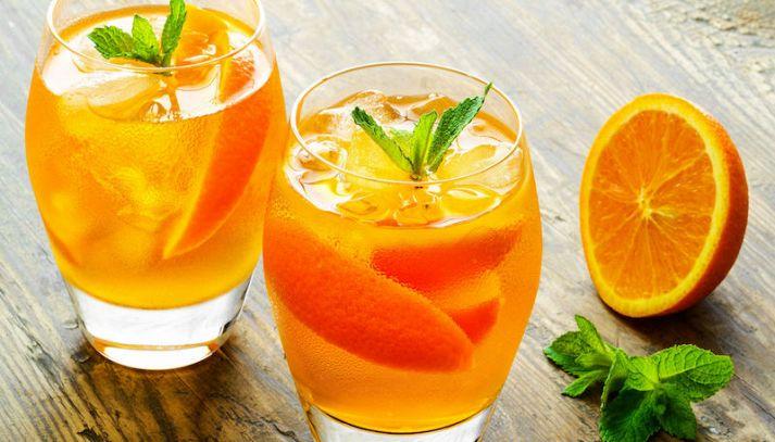 Cocktail succo di arancia