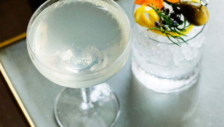 Martini sporco