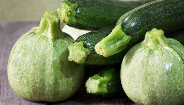 Zucchine, tanti benefici con poche calorie