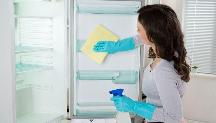 Come pulire il frigorifero con prodotti naturali