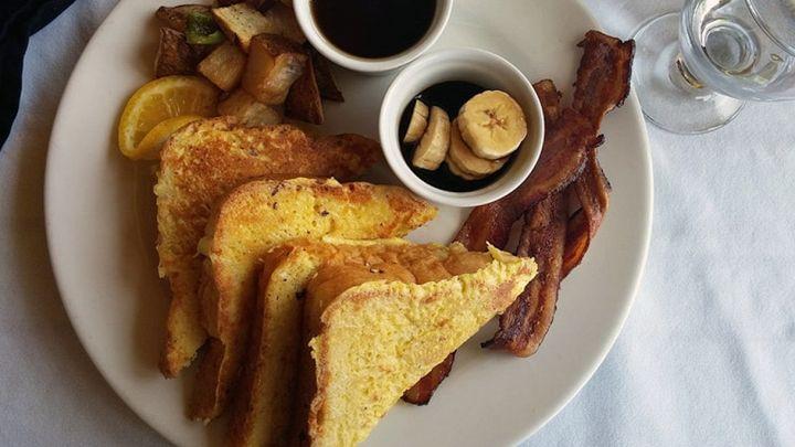French Toast pancetta e sciroppo d'acero, il top a colazione