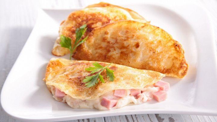 Crepes salate, la ricetta facile e velocissima