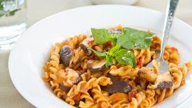 Un tipico sapore d'autunno: la pasta con funghi