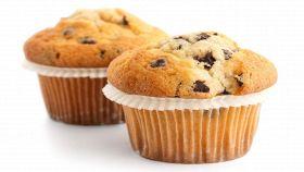 Muffin alla Nutella, così buoni da far paura